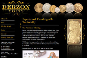 David Derzon Coin Co., Inc.