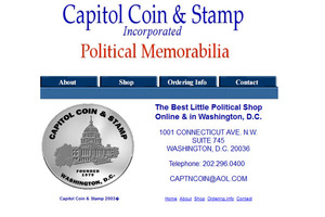 Capital Coin & Stamp Inc