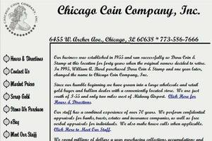 Chicago Coin Co., Inc.