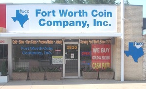 Fort Worth Coin Company, Inc.