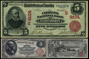Antique Money