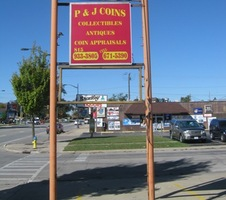 P&J Coins and Bullion INC