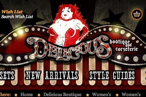 Delicious Boutique & Corseterie