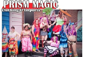 Prism Magic Clothing