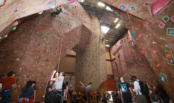 Mesa Rim Climbing Academy, 10070 Mesa Rim Rd, San Diego ...