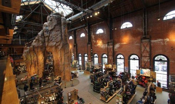 REI - Denver Flagship Store « IndoorWalls « Your ...