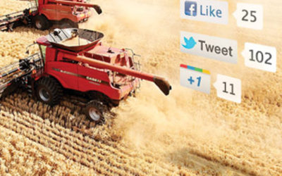 An Unlikely Partnership: Agriculture + Social Media