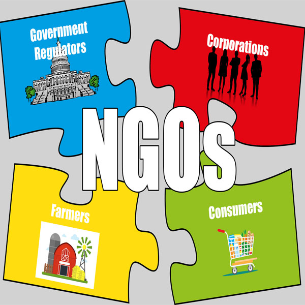 Sustainable Ag Series: NGOs