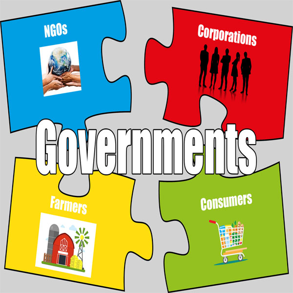 Sustainable Ag Series: Governments