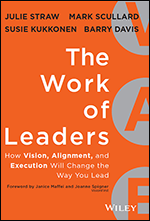 Book: The Work Of Leaders, by Julie Straw, Mark Scullard, Susie Kukk, DiSC Training