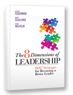 8 Dimensions of Leadership - Latest DiSC Tool and book on DiSC Leaderhip by Jeff Sugerman