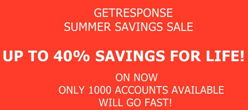 getresponse-summer-sale