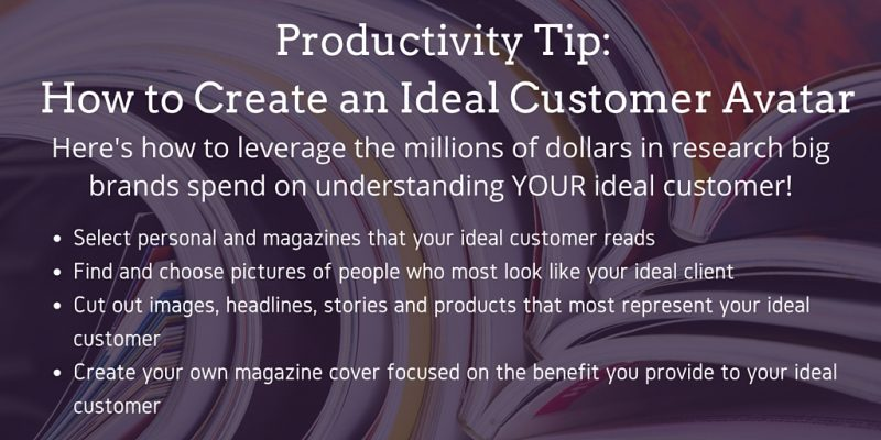 Productivity Tip-