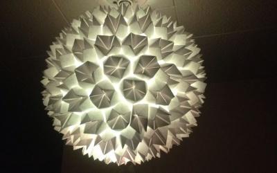 home decor - paper lanterns - lantern 2 - intro 1