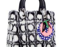 Seven Artists Re-See Christian Dior's Classic Handbag