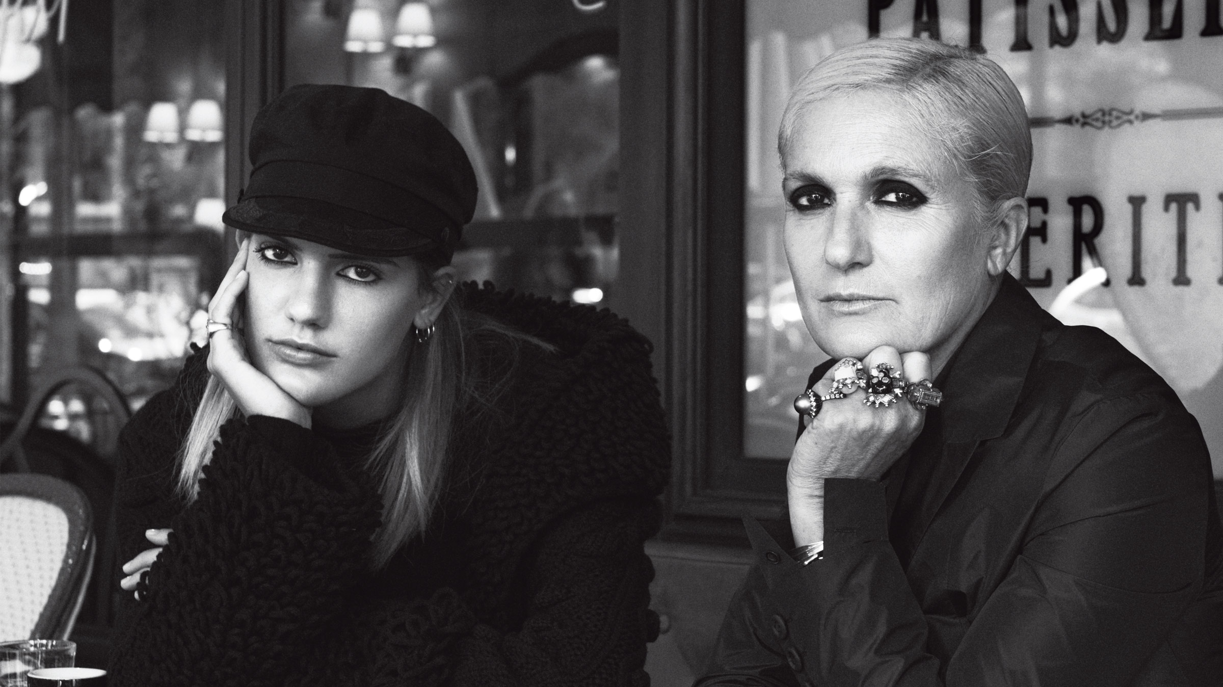 Maria Grazia Chiuri on her feminist vision for Dior
