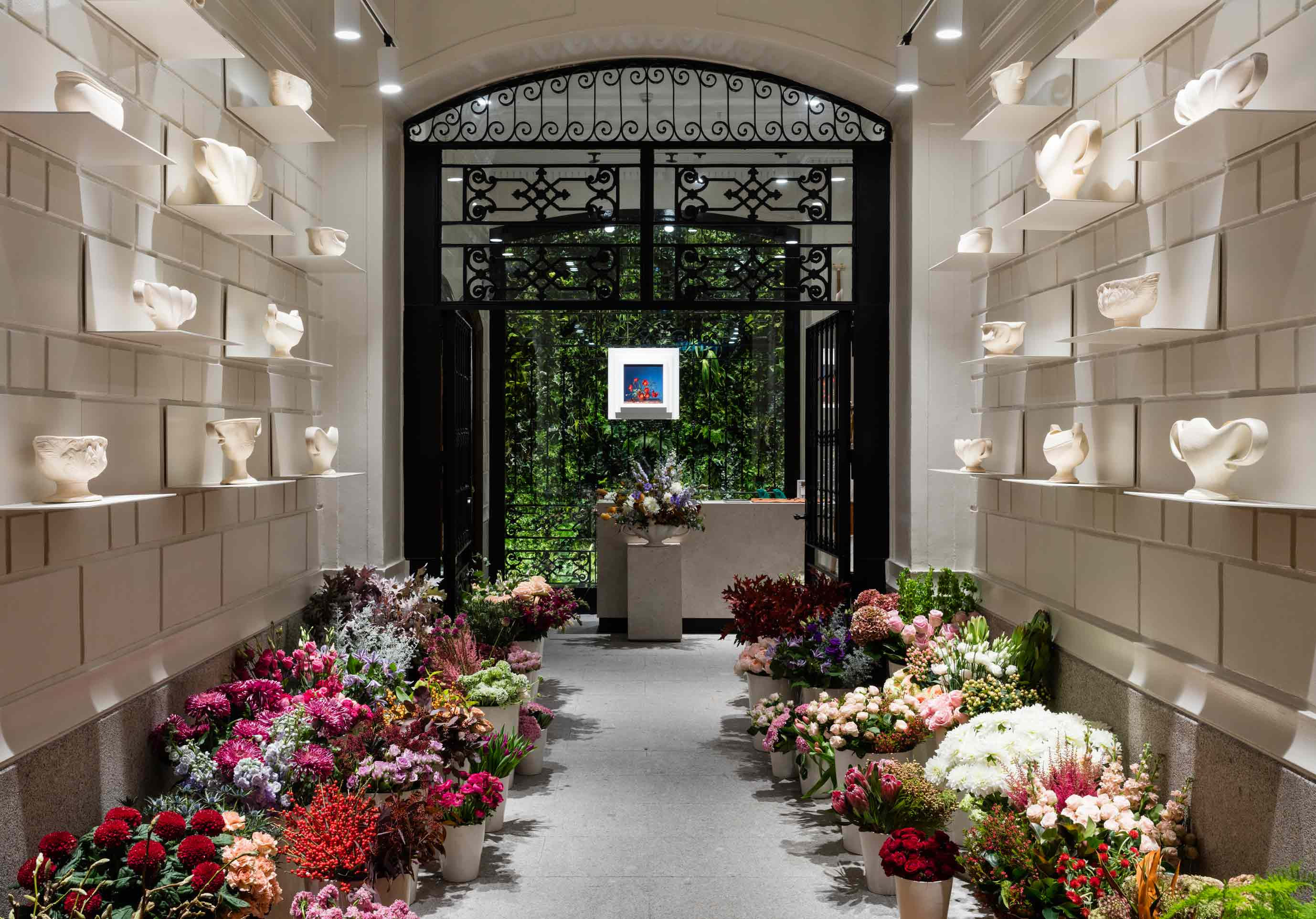 A Loewe Flower Shop Sprouts in Madrid Document Journal