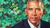 The American politics of the radical presidential portrait