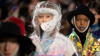 Designers are offering protection from the elements of a harsh world