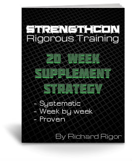 Supplement Strategy