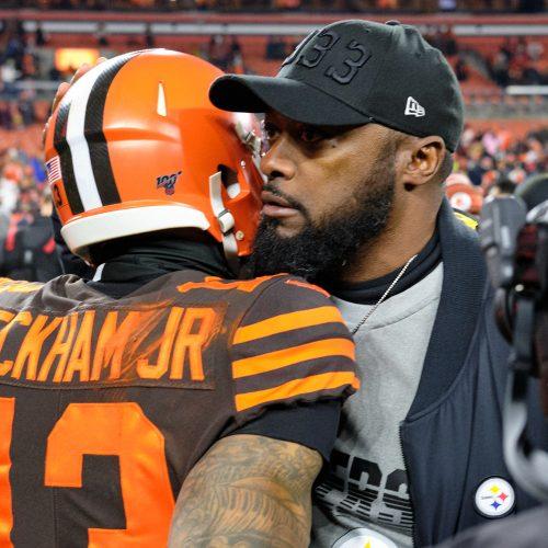Odell-Beckham-Jr-Mike-Tomlin-Steelers-Browns