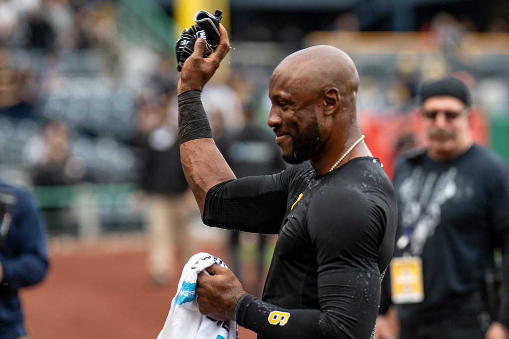 Starling-Marte-pittsburgh-pirates-soaked