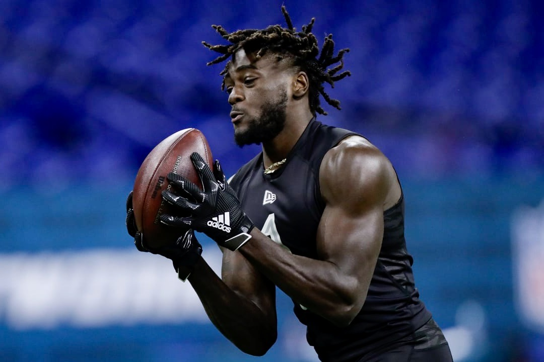 Pittsburgh Steelers grabs Claypool, Notre Dame WR, in Second Round