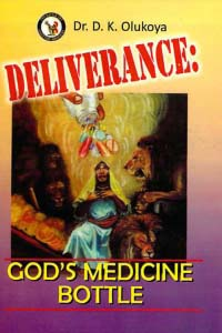 Deliverance: God's Medicine Bottle