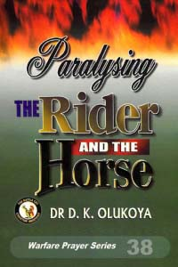 Paralysing the Rider and the Horse