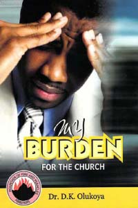 My Burden for the Church