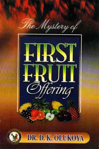 The Mystery of First Fruit Offering