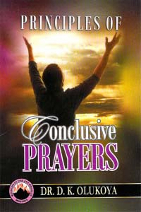 Principles of Conclusive Prayers