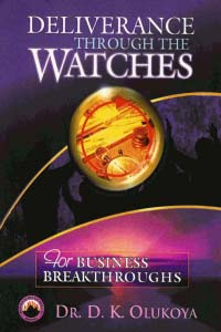 Deliverance Through the Watches for Business Breakthrough