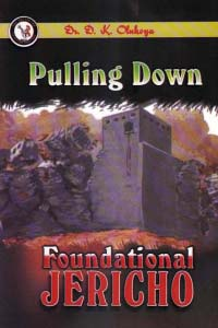 Pulling Down Foundational Jericho