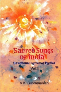 Sacred Songs of India - Volume II