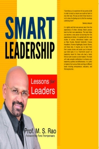Smart Leadership: Lessons for Leaders
