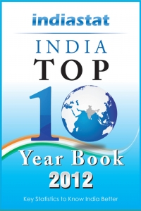 Indiastat India Top 10 Yearbook - 2012
