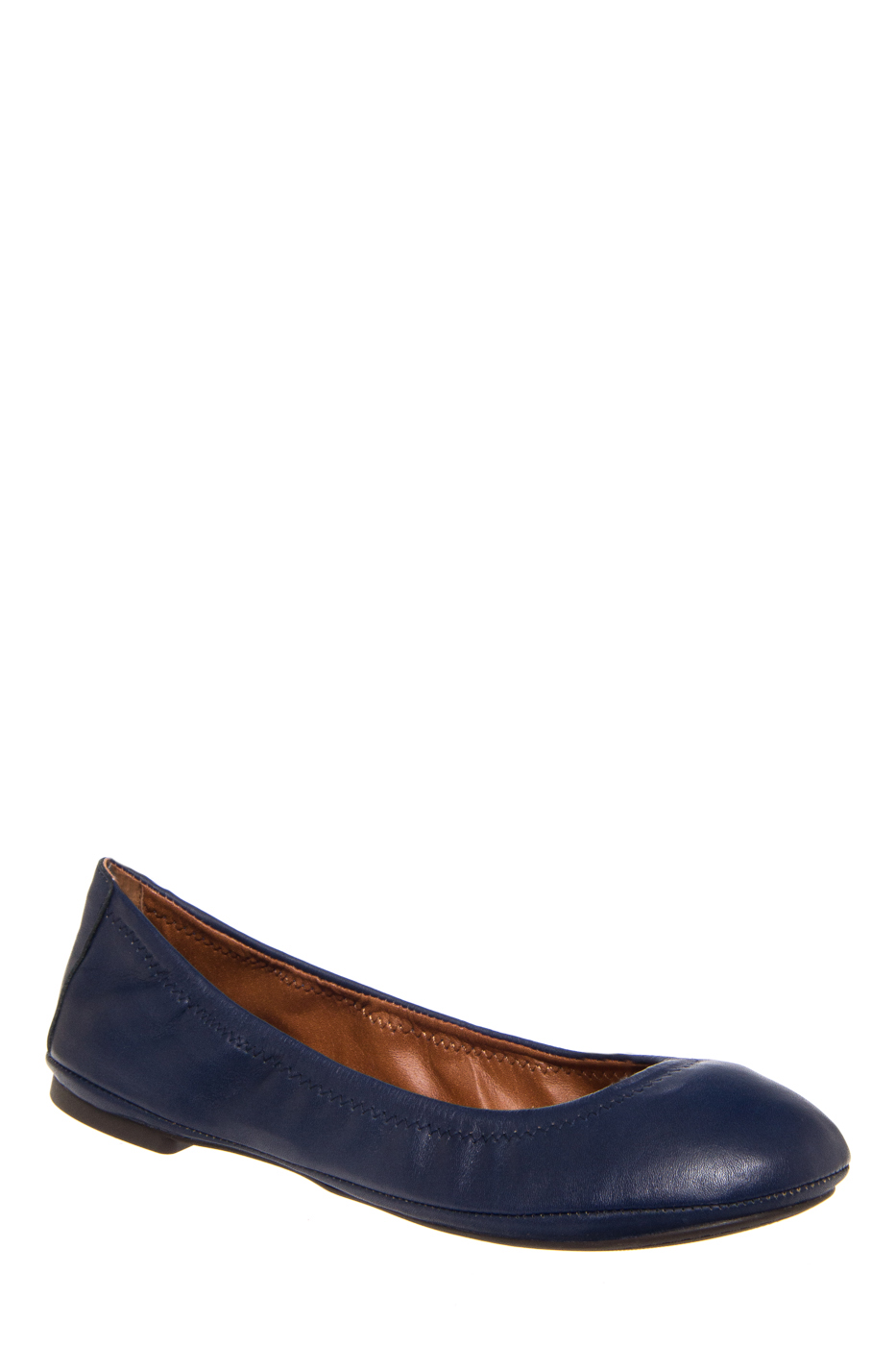 Lucky Brand Emmie 2 Flats - American Navy