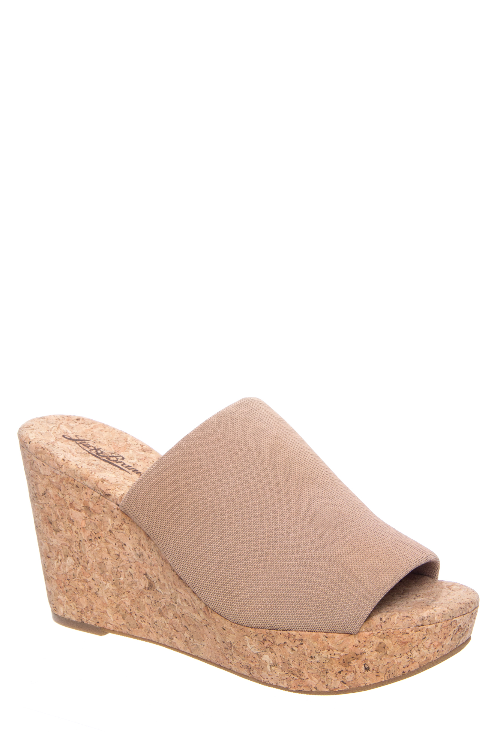 Lucky Brand Marilynn High Wedge Platform Sandals - Nomad