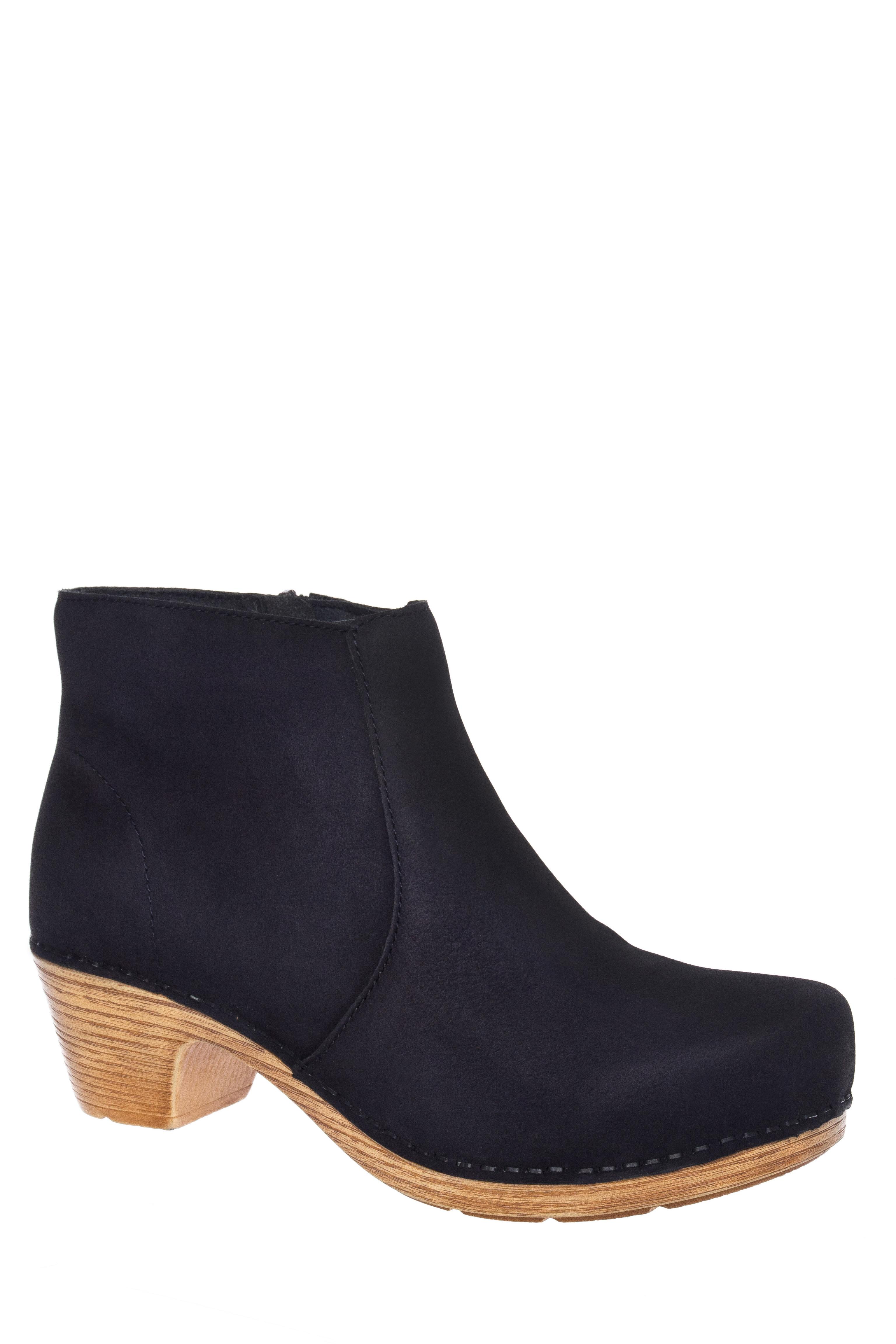 Dansko Maria Low Heel Comfort Boot