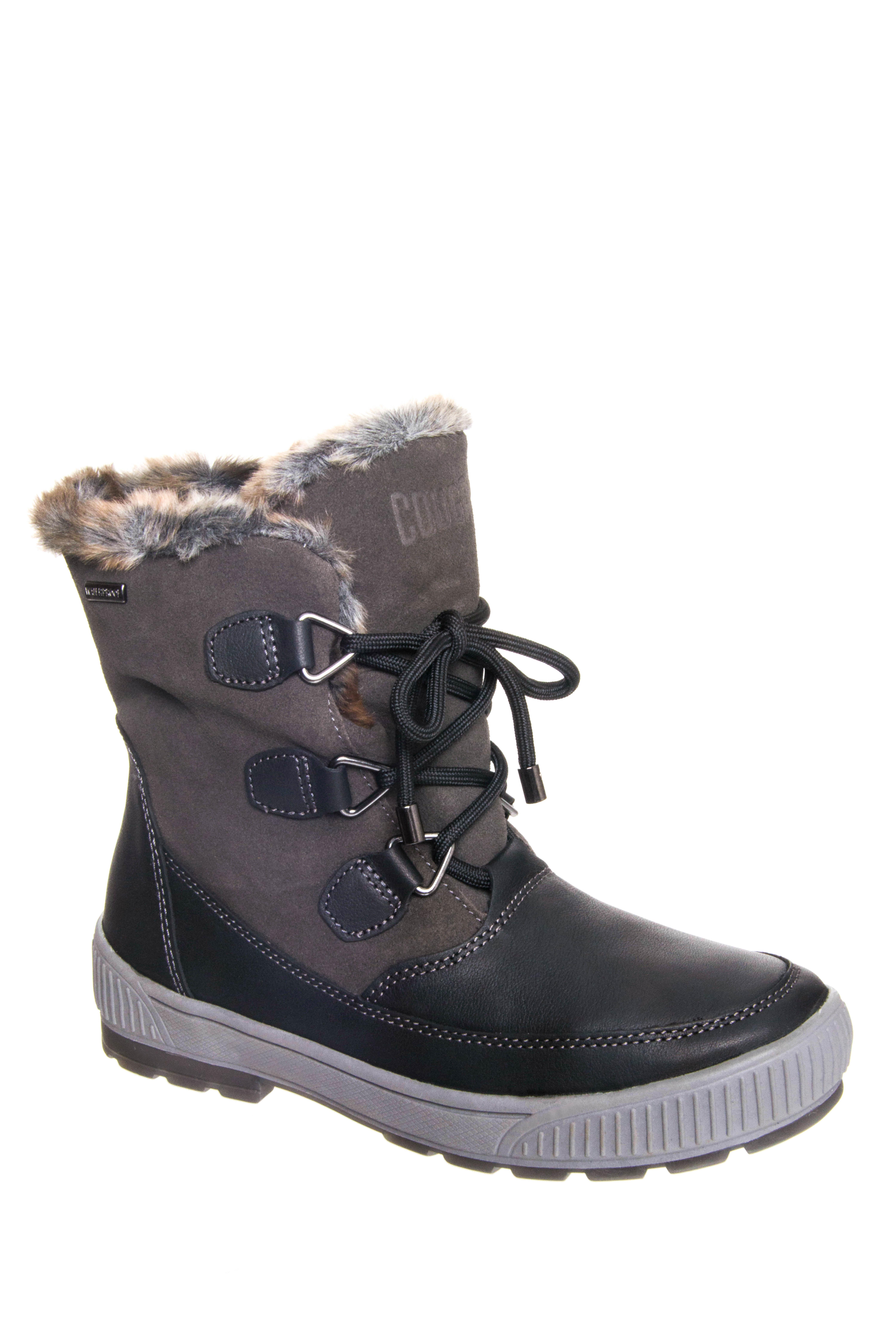 Cougar Wilson Snow Boots - Black Gum