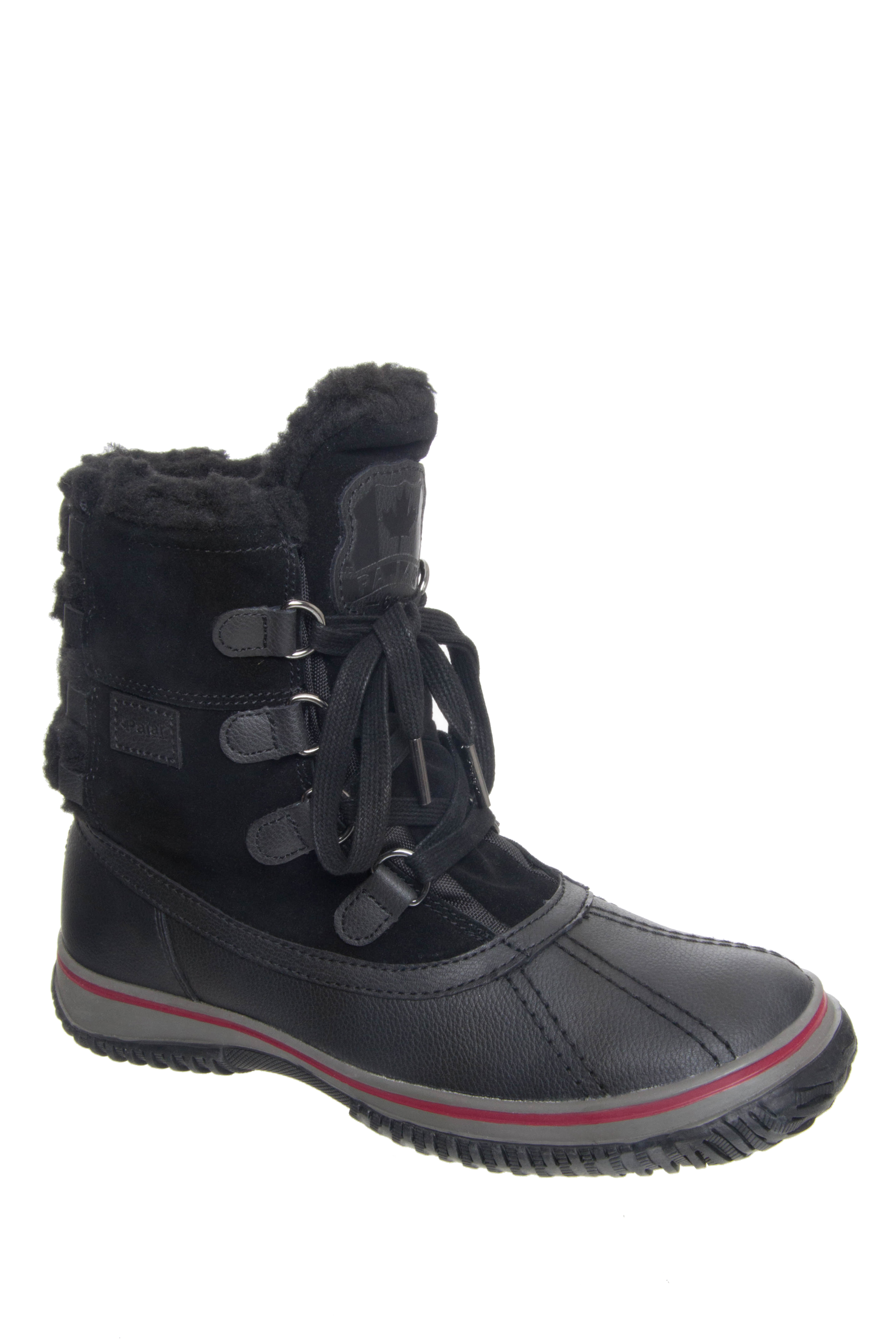 Pajar Iceland Snow Boots - Black