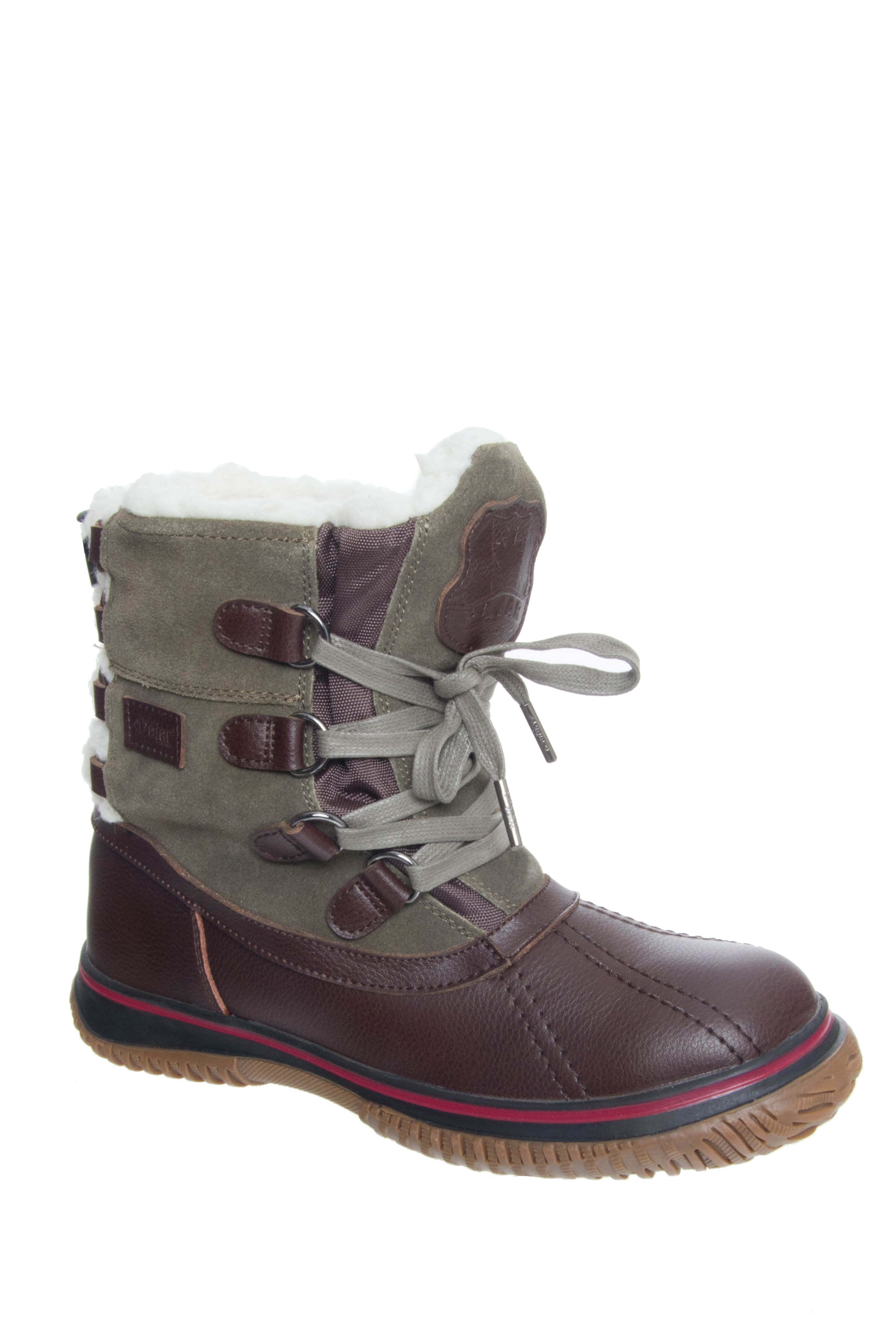 Pajar Iceland Snow Boots - Brown