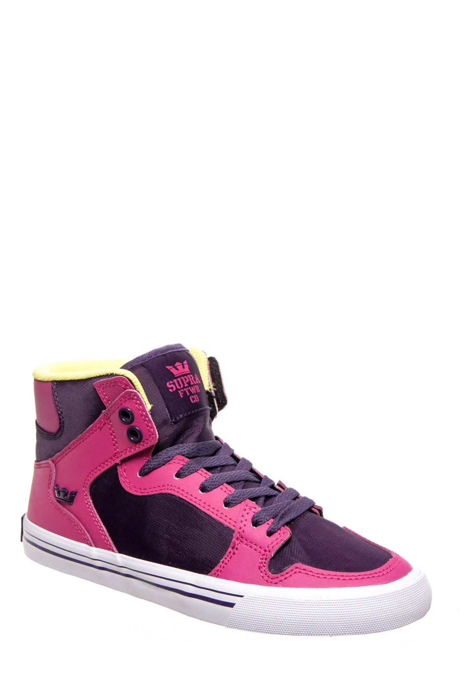 Supra Women's Vaider Hi Top Sneakers