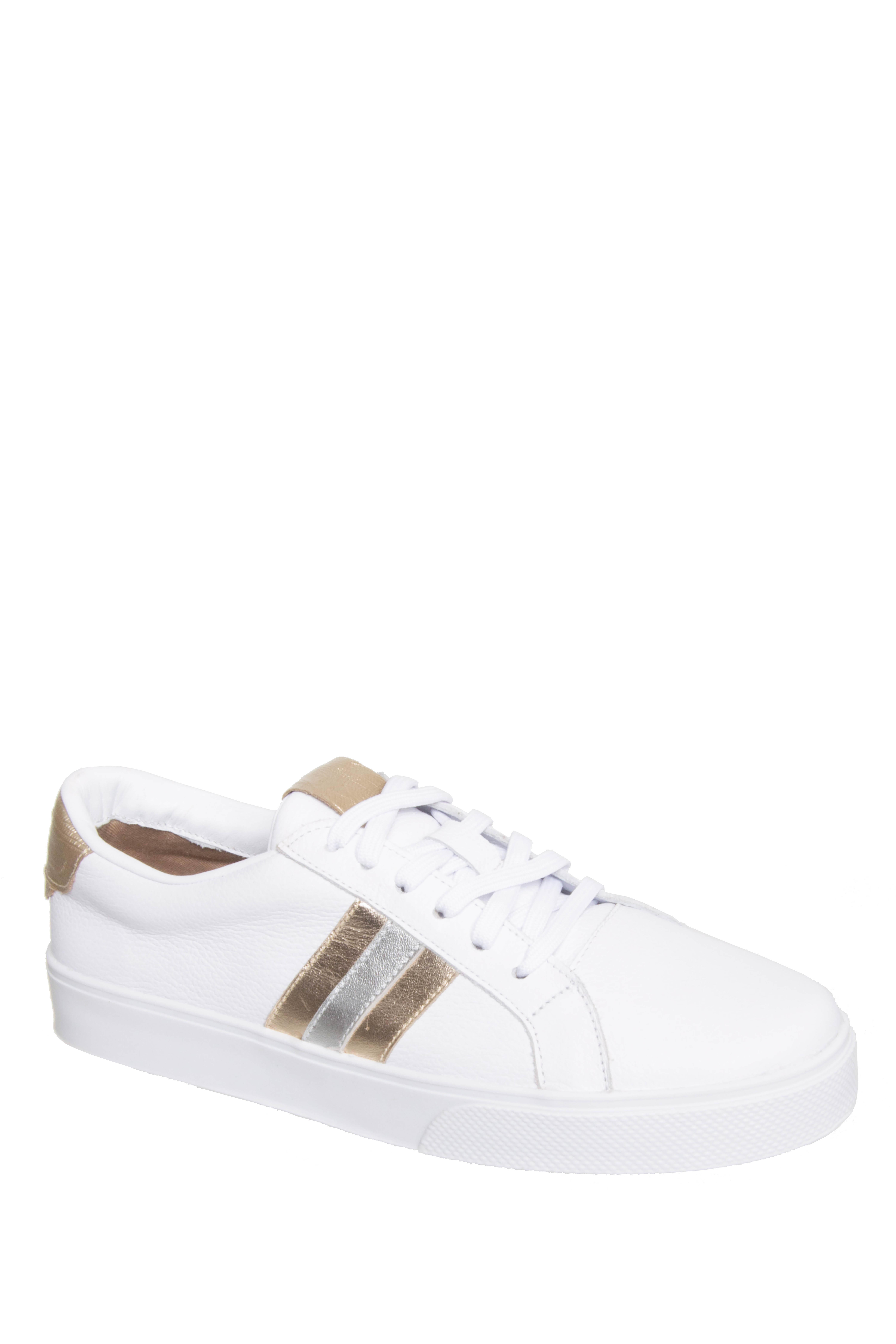Kaanas Tatacoa Lace-up Sneakers - White