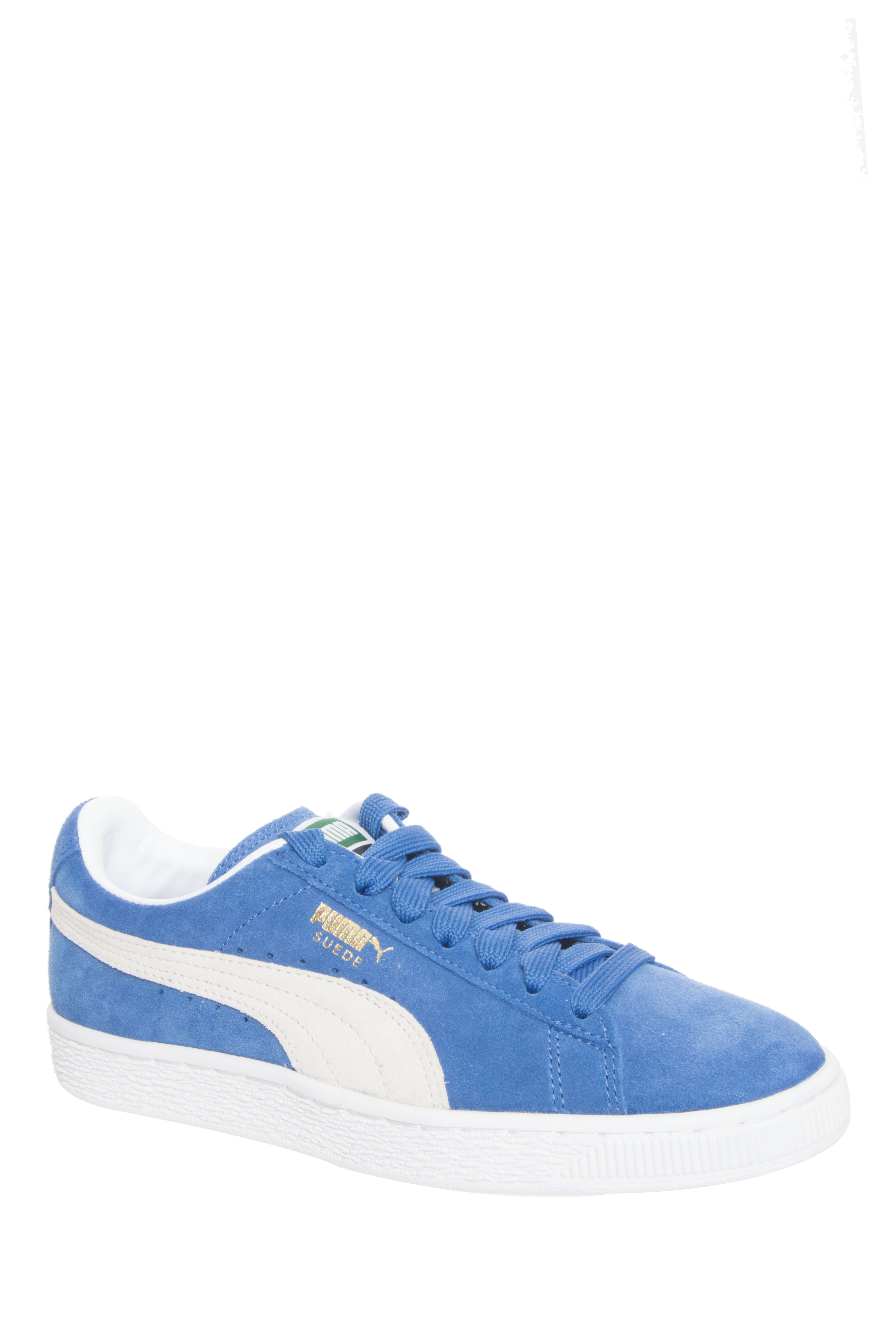 PUMA Suede Classic Low Top Sneakers - Olympic Blue