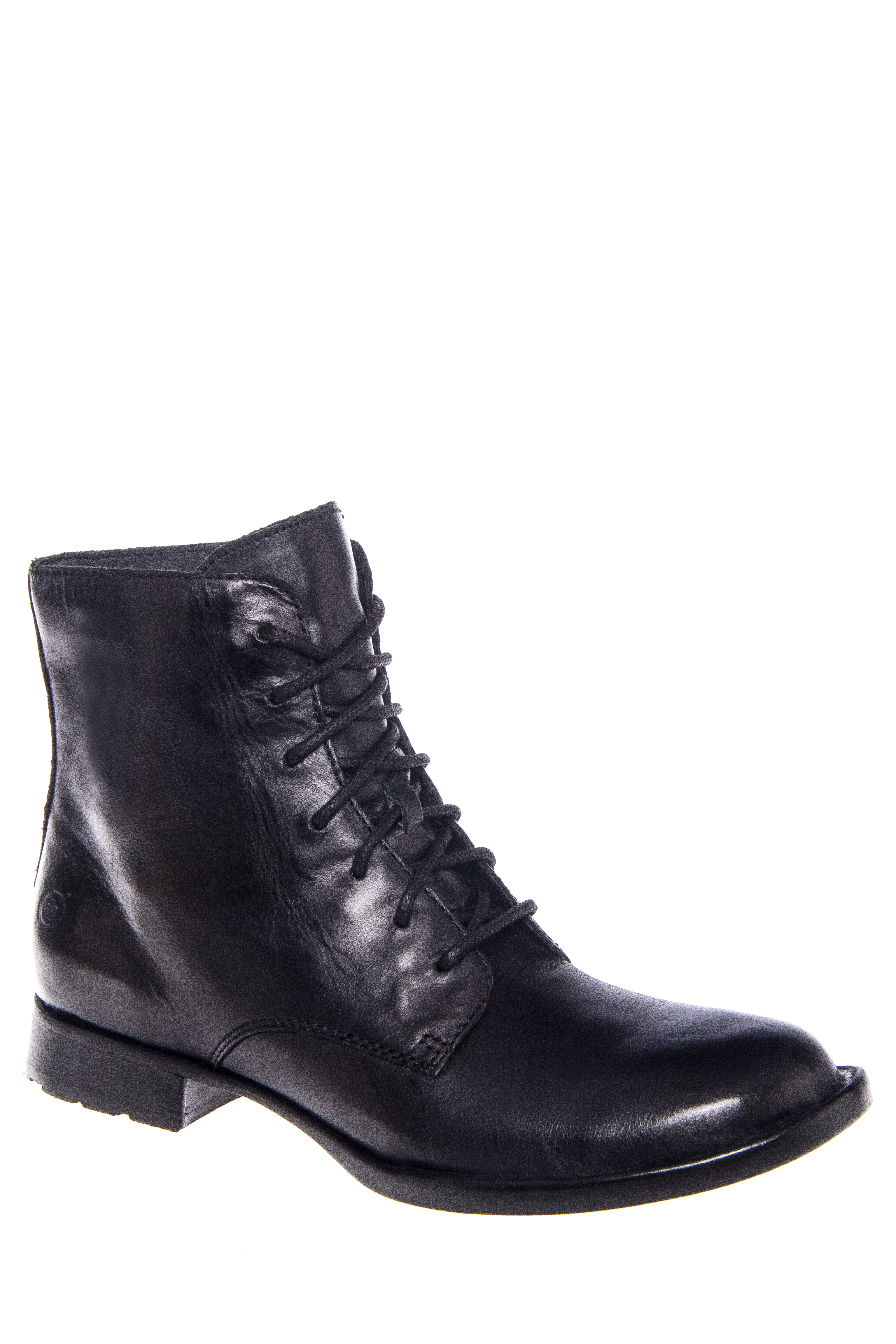 Born Orlene Lace-Up Bootie