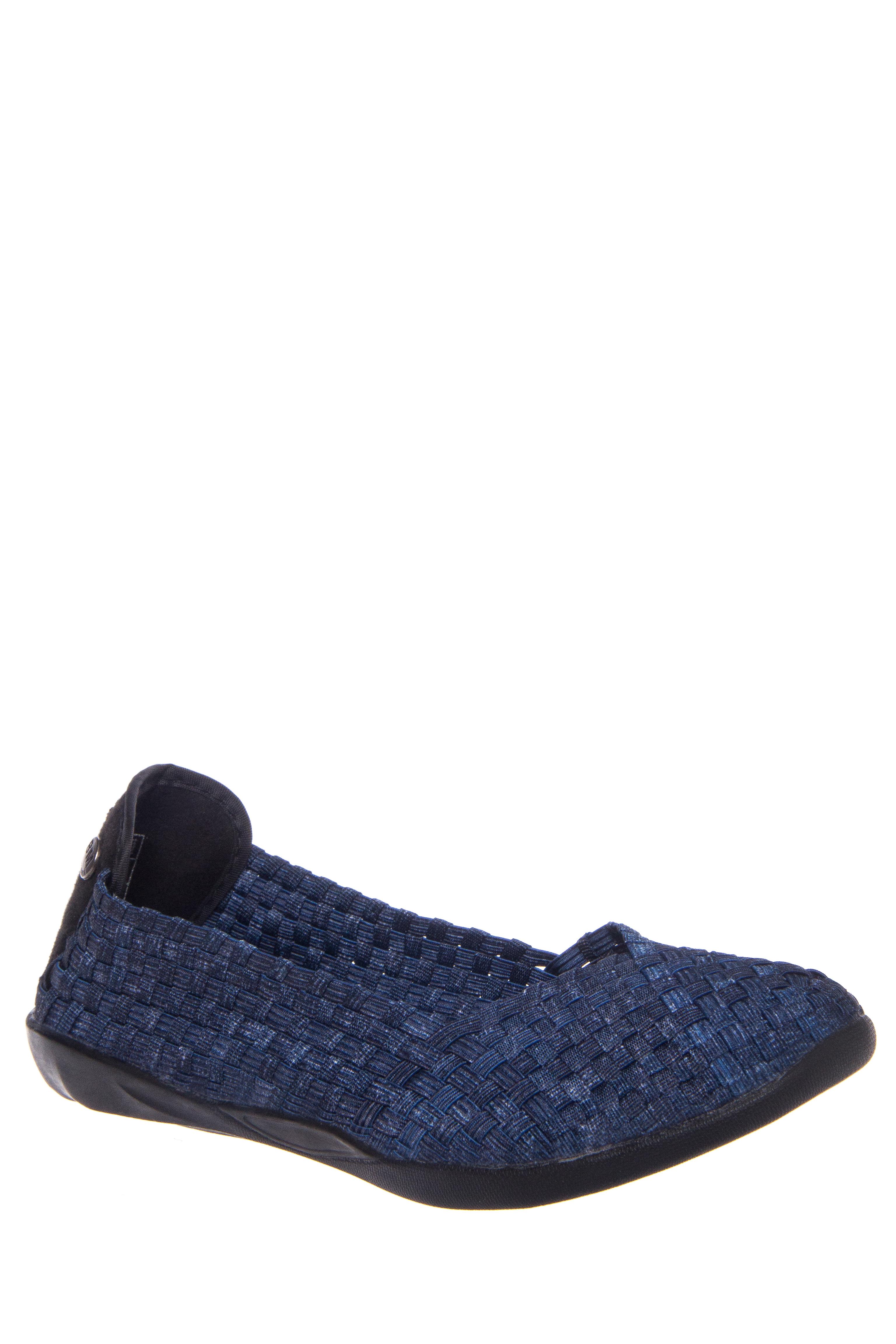 Bernie Mev Catwalk Comfort Flats - Blue