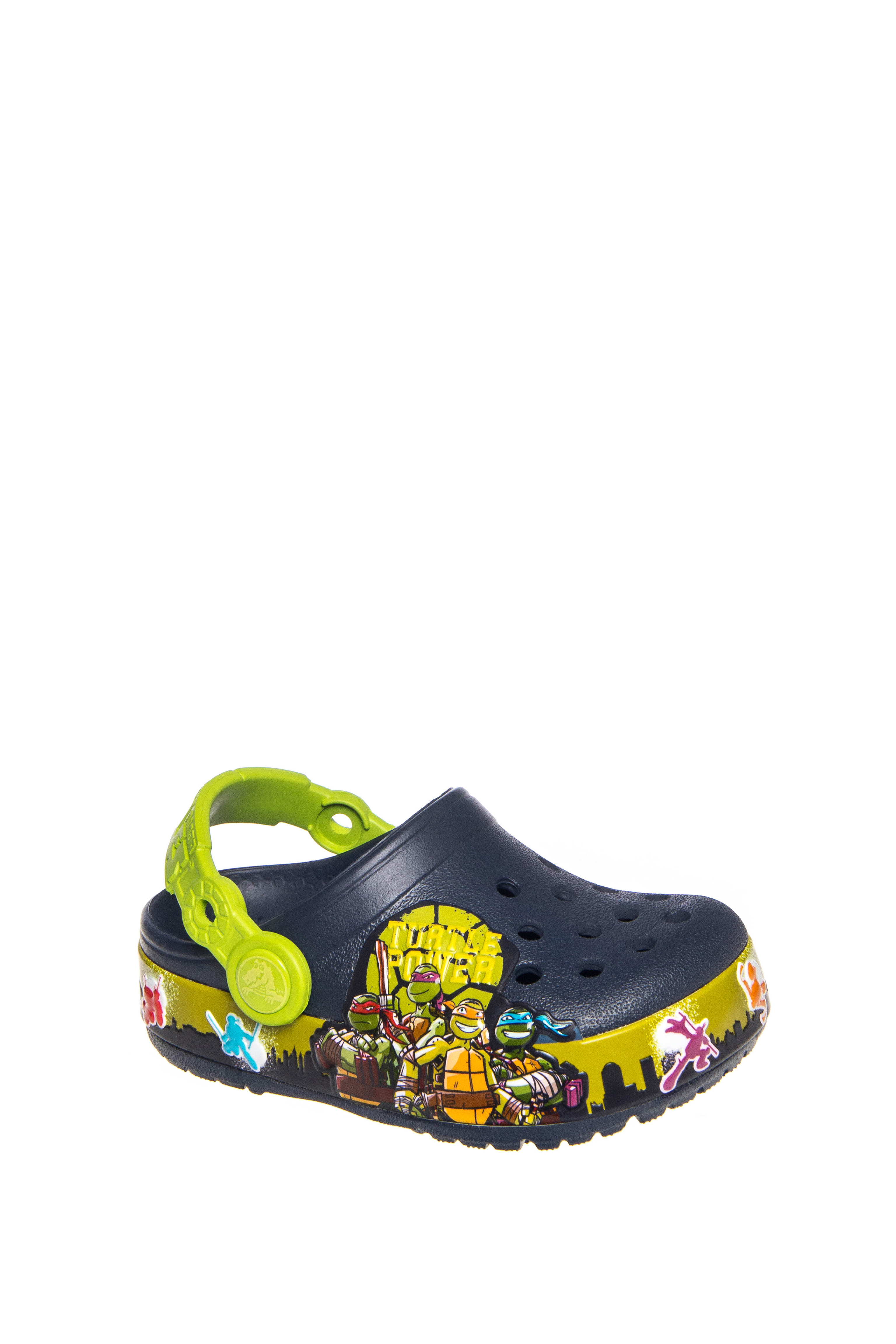 Boy's CrocsLite Teenage Mutant Ninja Turtles Clog