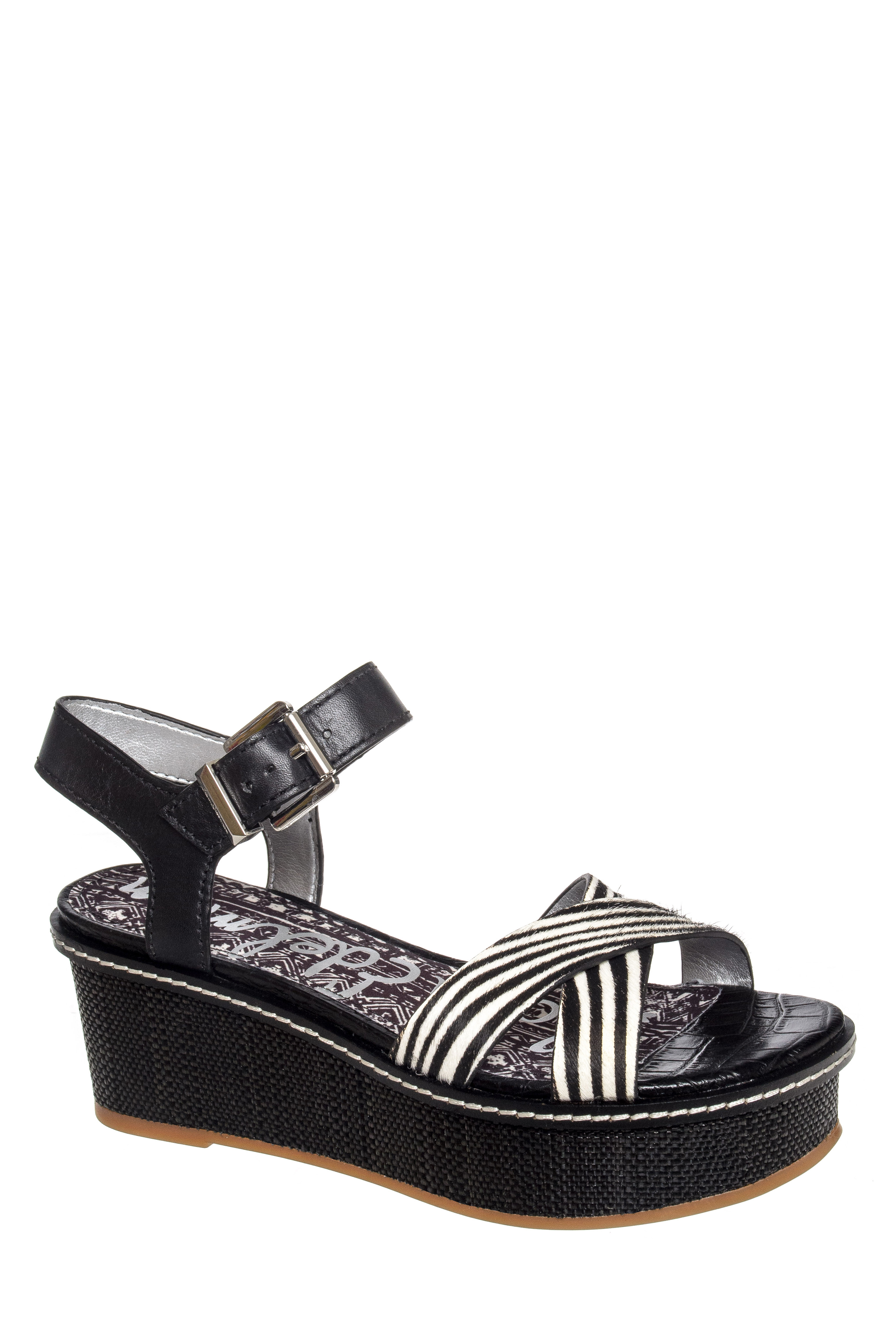 Sam Edelman Tina Platform Wedge Sandals